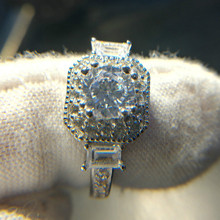 Eleple Watch style Rings For Men women wholesale ring AAA cubic zirconia