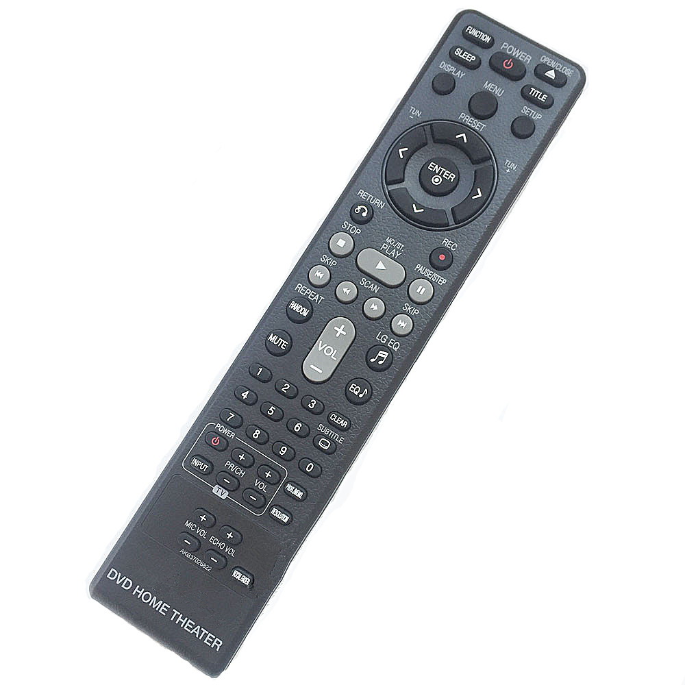New remote control for lg Home Theater player AKB37026822 HT906TA HT806TH HT762TZ HT462DZ