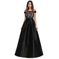 Frauen Casual Patchwork Kleid Strich Hals Vestidos Weiblichen Beiläufigen Party Kleid Jahrestag Ballkleid Kleid