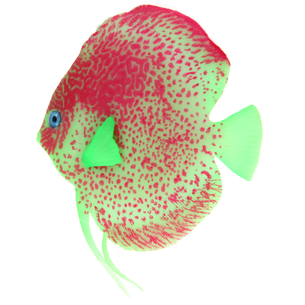 Glowing Aquarium Simulation Tropical Fish Floating Moveable Fake ...