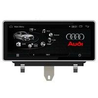 Android Системы Автомобильный мультимедийный плеер Автомобильный для Audi Q3 2011 2015 с MMI Управление Bluetooth, Wi Fi Map Функция