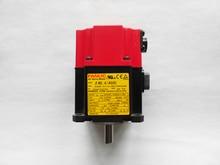 FANUC servo motor da CA A06B-0114-B075 de trabalho CNC máquina de Beta M0. 4/4000