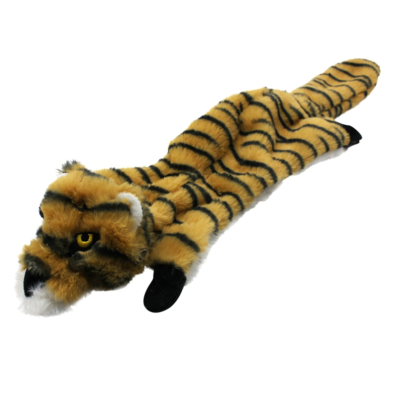 Cute Plush Toys Squeak For Dogs Chew Squeaker Pet Squeaky Animal Shaped Toy Squirrel  Dog Cat Toy Pet Supplies 20