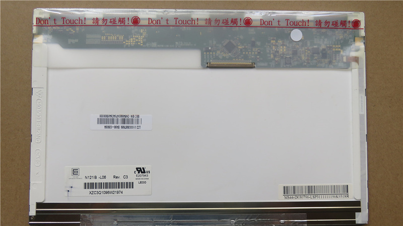 ФОТО 12.1'' LCD SCREEN LP121WX3-TLA1 B121EW09 V.2 N121IB-L06 LTN121AT06 FOR SAMSUNG NC20 and for HP DV2