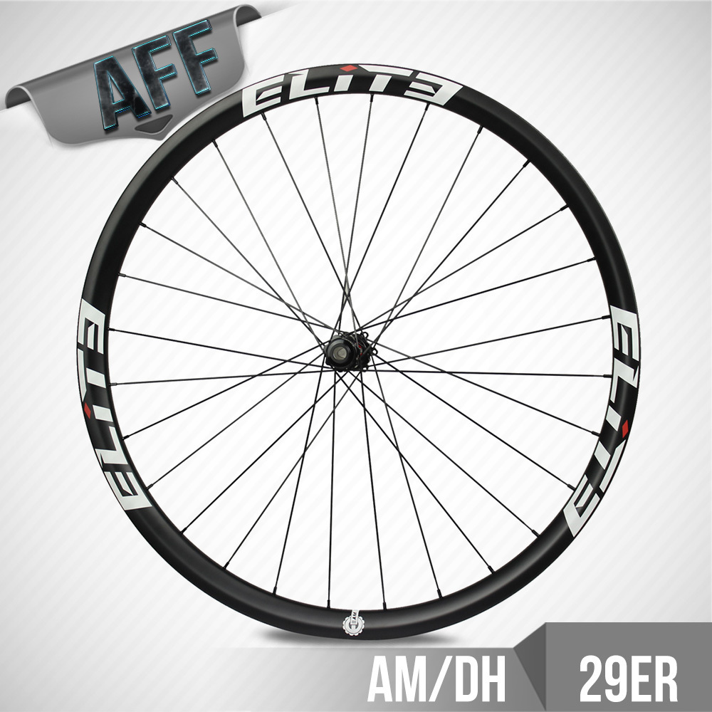 ELITE mtb wheelset 29er 50mm Width Plus mountain bike wheel Tubeless Ready For XC AM DH Cross Country All Mountain Downhill