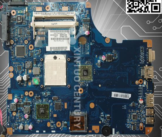 LA-5332P K000084370 L500D L550D L555D connect with printer motherboard full test lap case connect board la difficulte d