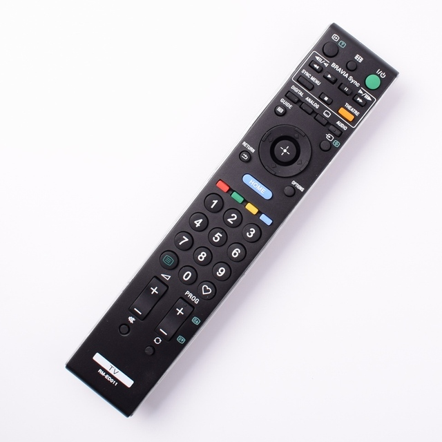 Remote Control RM ED011 suitable for Sony Bravia TV smart LCD LED HD RM ED009  rm ed012 ED011 ED013