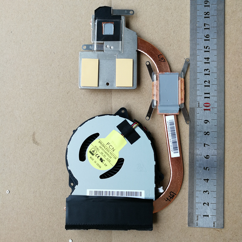 New laptop cpu cooling fan for lenovo G50-70 G50-80 G40-70 G50-75 G40-80 G50-45  AT0TI0020S0 40H12570