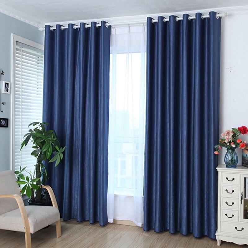 Dorable Cortinas Azules Para Dormitorio Colección   Ideas de