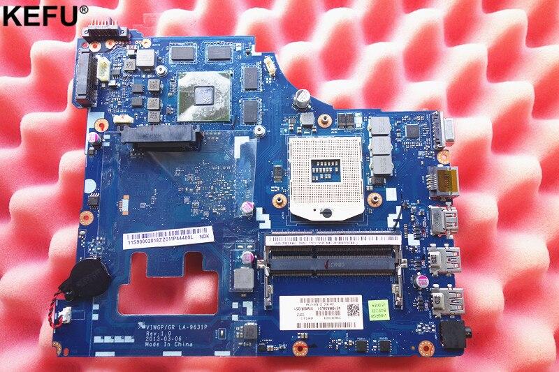 VIWGP/GR LA-9631P Fit For Lenovo G500 Laptop Motherboard HM76 DDR3 HD8570 2GB