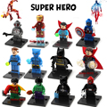 Super heroes Acción Building Blocks Compatible Con Toyes Guerra Civil X-men Deadpool Iron Man Hulk