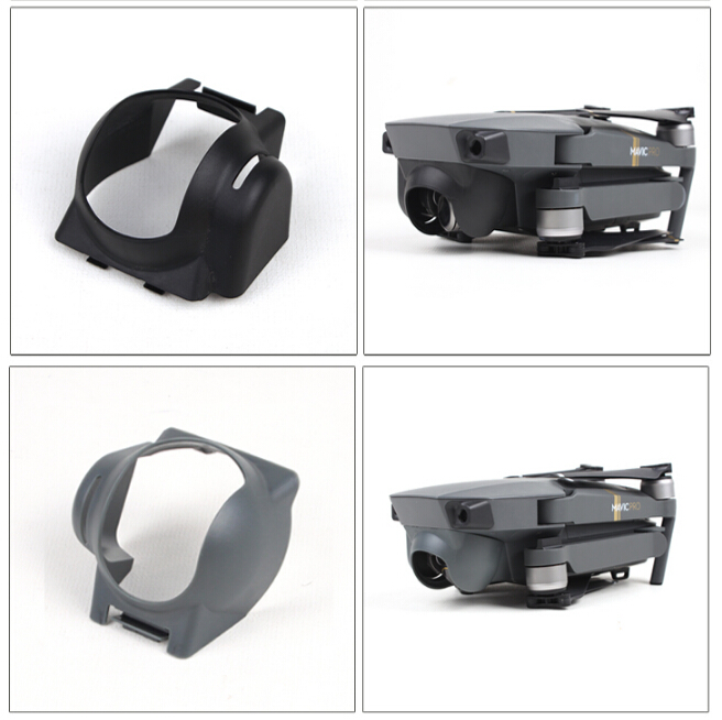 цены  Camera Lens Sun Hood Sunshade Anti-Glare Camera Gimbal Protector for DJI Mavic Pro Drone