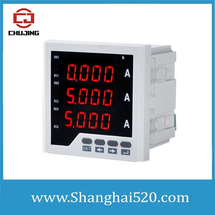 Digital Ampere Meter : Aliexpress buy phase digital ampere meter