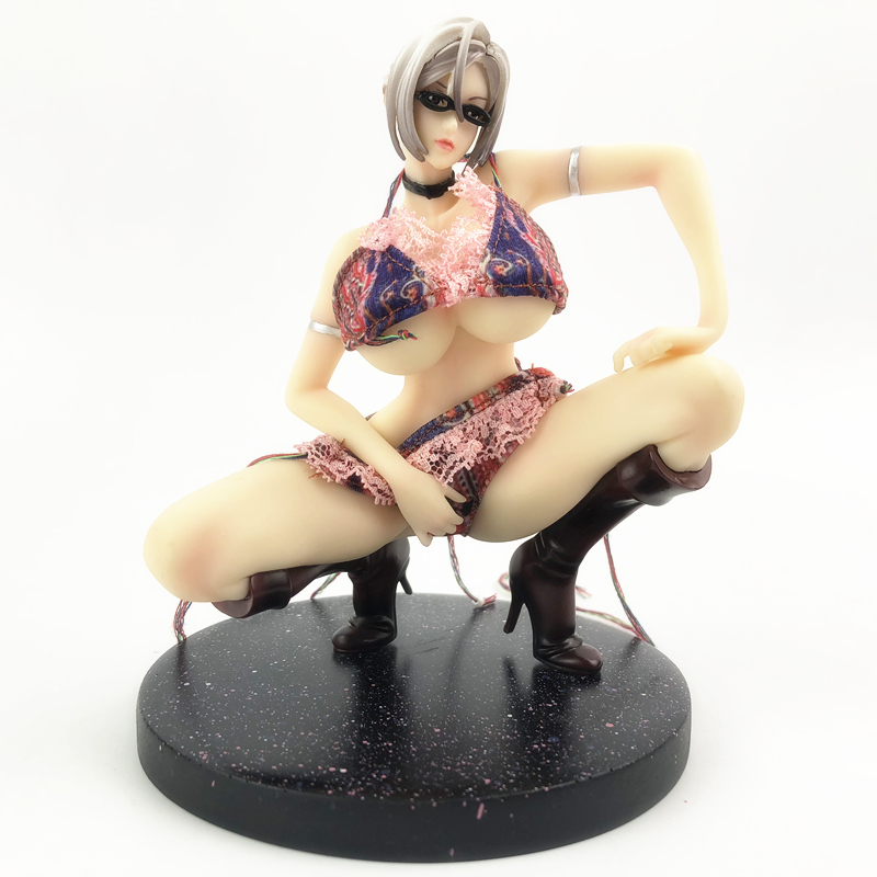 Anime Sexy lovely Girl Figures Sex Naked Prison School shiraz 1/6 Scale GK Resin figure Collection Model toys Adult gift цена