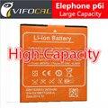 Bateria Elephone p6i Novo 100% Original Grande 2600 Mah Para O Telefone Móvel Esperto-Em Estoque