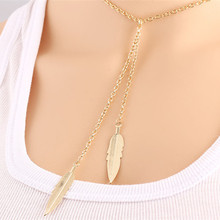 Necklaces Leaves