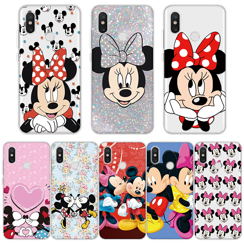 Tpu Case Silicone Xiaomi Redmi Cartoon Prime 4-Global Plus No 6A For Go-Note 3/4-global/4x5a/..