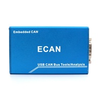 USB CAN downloader EPEC Cylindro TTC controller, VACON Lenze inverter, support BUDS CoDeSys CANmoon NCDrive