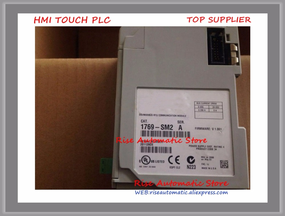 Brand New Original 1769-L31 1769-ARM 1769-OF2 1769-SM2 1769-SDN 1769-HSC PLC Specialty I/O Module new original allen bradley 1769 of8c compactlogix 8 pt a o current module 1769 of8c 1769of8c plc module 1 year warranty