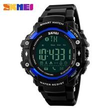 Men Smart Watch SKMEI SmartWatch Fashion Digital Sport Watches Sleep Monitor Call Reminder Remote Camera Pedometer Wristwatches