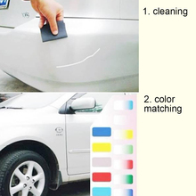 Waterproof  Car Care Paint Repair Pens Car Scratch Remover Pen 11colors