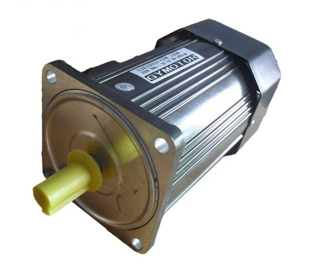 AC 220V 120W Single phase regulated speed motor without gearbox. AC high speed motor, цена