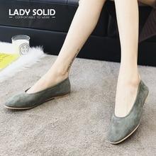 ФОТО 2018 spring shoes woman ballet flats casual female loafers chaussure femme women flats espadrilles slipony ladies shoe #79012