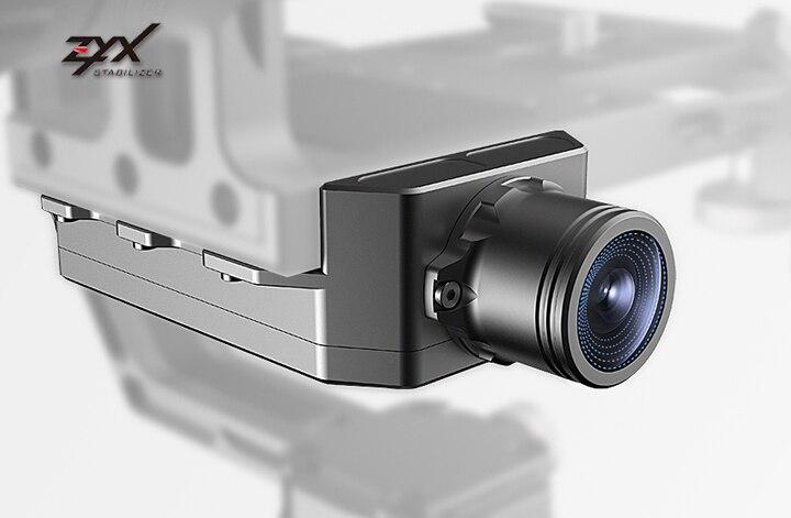 Таро ZYX04 Smart режим отслеживания для ZXY Фламинго Pro 3 оси 360 ручной DSLR Gimbal стабилизатор запасных Запчасти