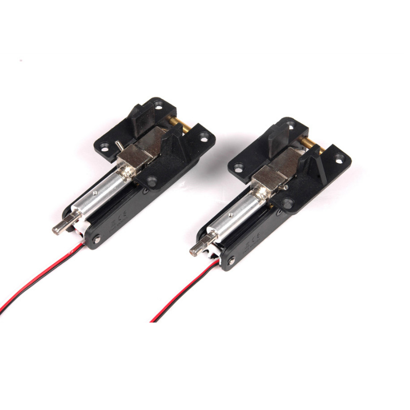 FMS Retract Set FMSRE004 with Metal Trunnion for 1400mm F4U Corsair Main Landing Gear RC Airplane