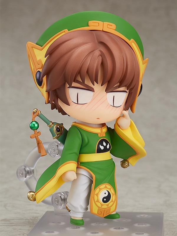 Nendoroid Mini Action Figure – Anime  763 Card Captor Sakura Character Syaoran 10cm