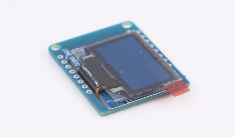OLED Shield For ESPea Compatible  Arduino WiFi Module