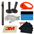 EHDIS Vinyl Car Wrap Film Tool Kit 3M Squeegee Decals Sticker Car Sunshade Install Kit Magnets Holders Gloves Window Tint Tools