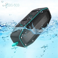 EBS 503 Outdoor IPX6 Waterproof Portable Bluetooth Speaker With 1000mAh Power Bank