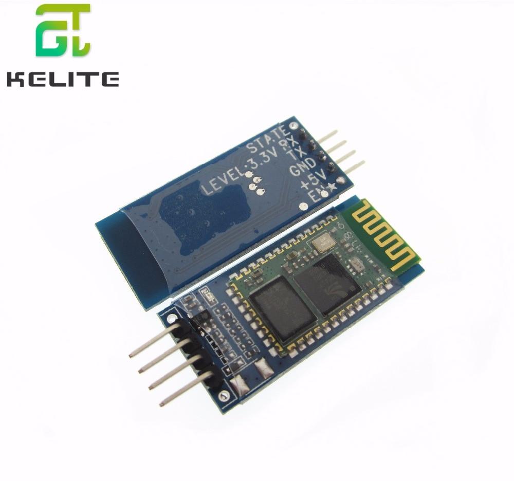 HAILANGNIAO 1PCS Hc-06 HC 06 RF Wireless Bluetooth Transceiver Slave Module RS232 TTL To UART Converter And Adapter