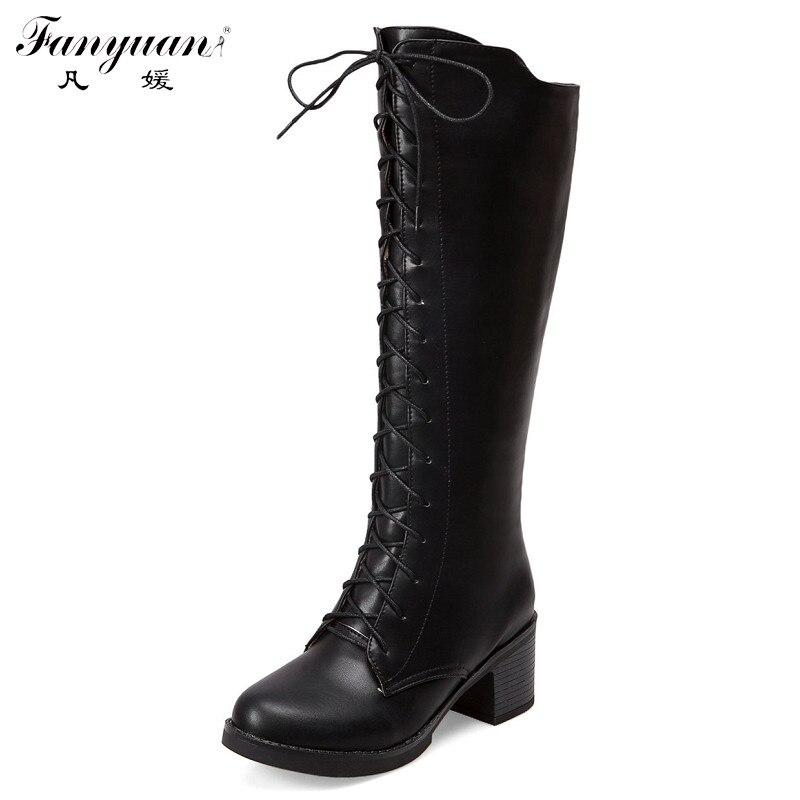 Online Get Cheap Knee High Boots Wide Calf -Aliexpress.com ...