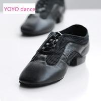 היפ הופ ג 'אז בד למתוח לרקוד נעלי נעלי ספורט חדר כושר כיכר ג' אז דאנס Sneaker jazzdans עיסוק רך בלעדי מתוך נשימה 5310