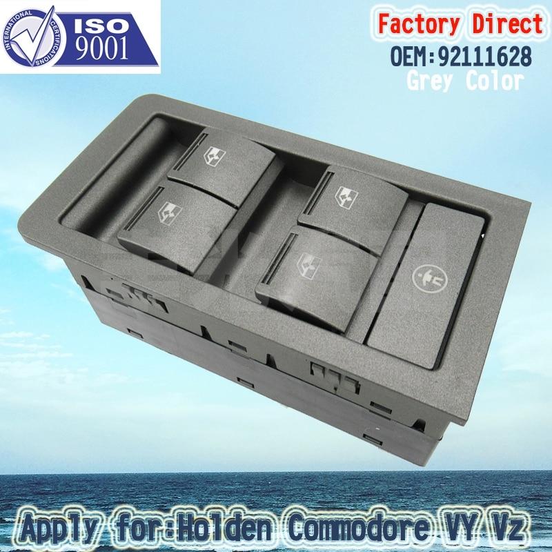 Фабрика прямой Электрический Мощность окна Применить для Holden Commodore VY VZ SS 02-06 92111628