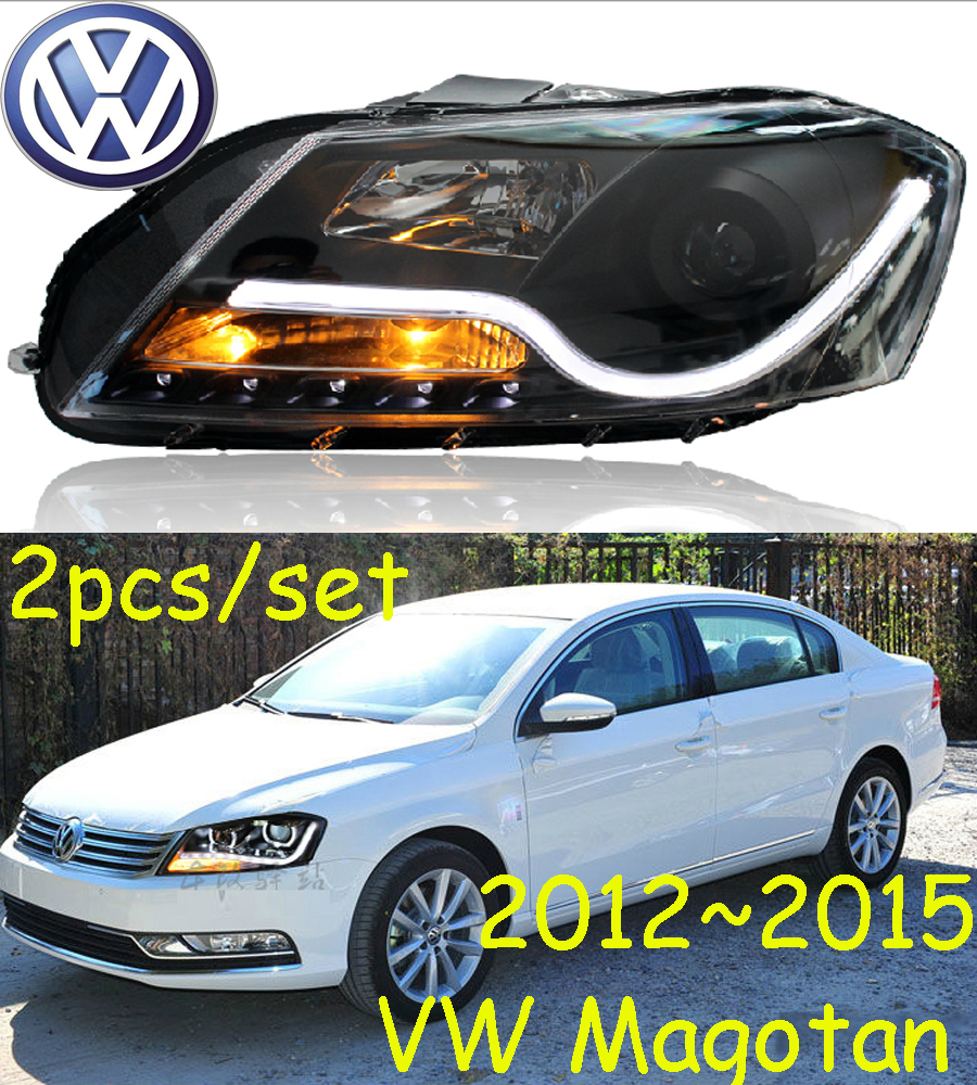 Passat B6 headlight,2006~2015(Fit for LHD,RHD need add 200USD),Free ship!Magotan fog light,2ps/se+2pcs Ballast; passat cadilla srx headlight 2011 2015 fit for lhd if rhd need add 300usd free ship srx fog light 2ps set 2pcs ballast srx