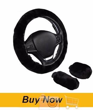 01 Car Steering-wheel Cover