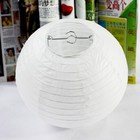 White Color style paper lanterns 6 inch(15cm) 300pcs/lot wedding lanterns paper lampshade holiday party supplies