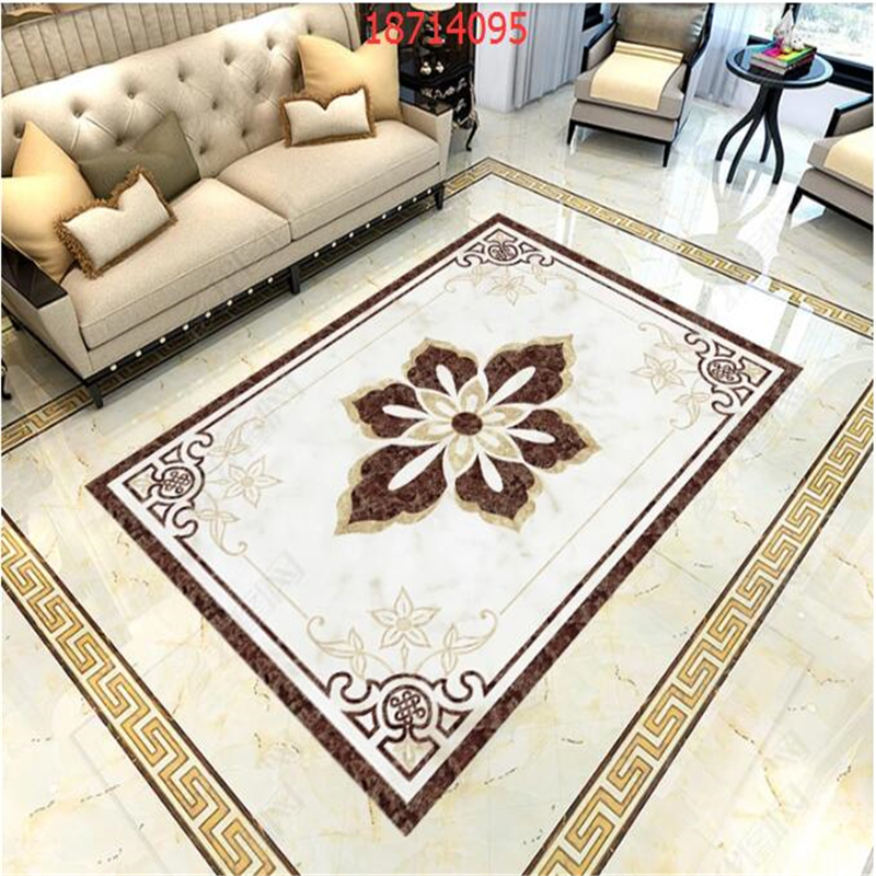 beibehang Original European floor painting mosaic ceiling carpet ceiling painting zenith mural PVC material wallpaper behang wavlink newest a pair powerline av1200 extender power line ethernet adapter dual band wired access point with gigabit port mimo page 1
