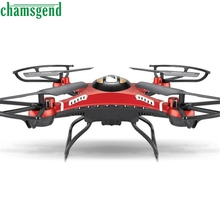CHAMSGEND Modern JJRC H8DH 6-Axis Gyro 5.8G FPV RC Quadcopter Drone HD Camera With Monitor WSep13