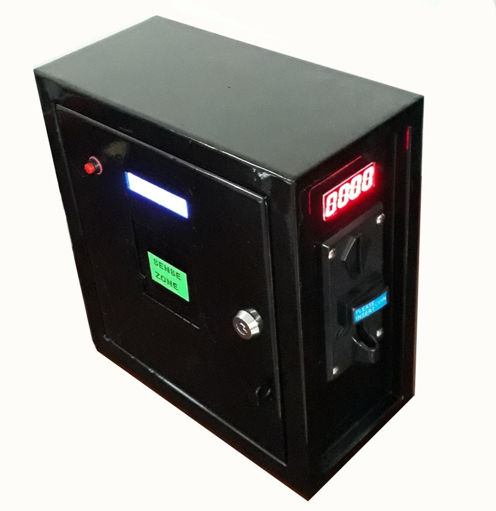 110V/220V card charge and coin operated 2 in 1 Time Control box Power Supply with multi coin acceptor and card reader, timer box sanwa button and joystick use in video game console with multi games 520 in 1