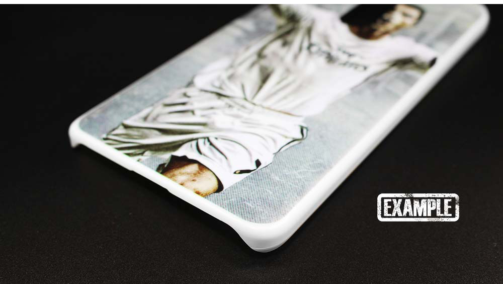 One piece telecharger hard white cell phone case cover for xiaomi.