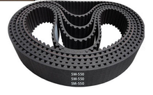5pcs HTD5M belt 550-5M-20 Teeth 110 Length 550mm Width 20mm 5M timing rubber closed-loop 550 HTD S5M Belt Pulley