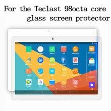 Для Teclast 98 8-ядерный закаленное Стекло Экран протектор для 98 8-ядерный закаленное защитная пленка