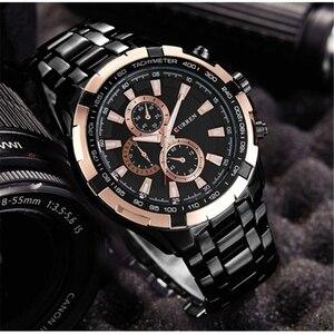 Image 5 - カレン腕時計男性トップブランドの高級ファッション & カジュアルクォーツ男性腕時計クラシックアナログスポーツ時計relojes