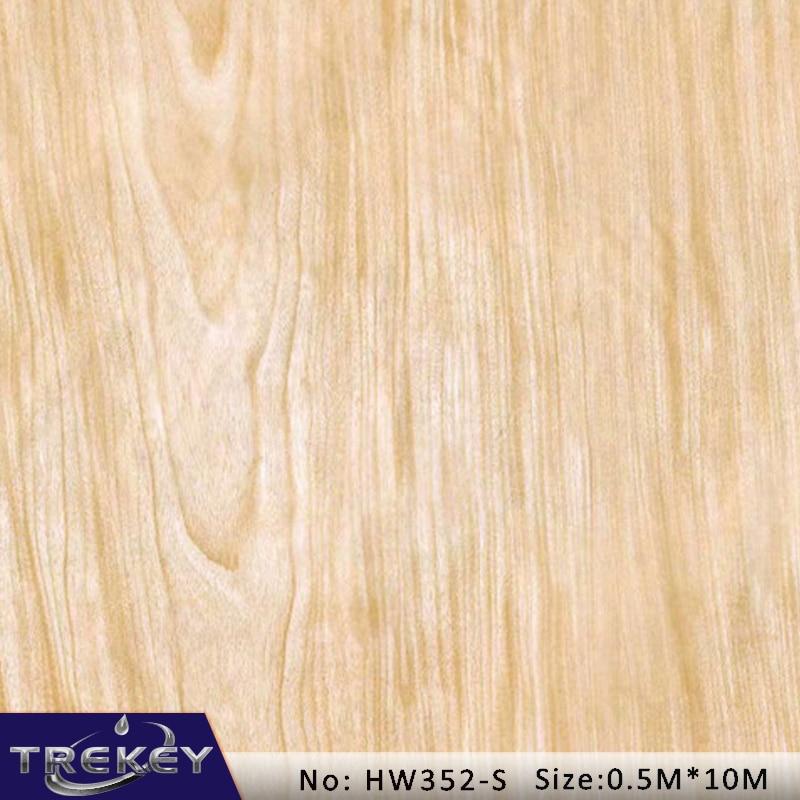 0,5 Mt * 10 Mt Holz Muster Hydrographie Wasser Transfer Druck Film, Kratzfest Dekoration Für Auto/möbel Hw352s