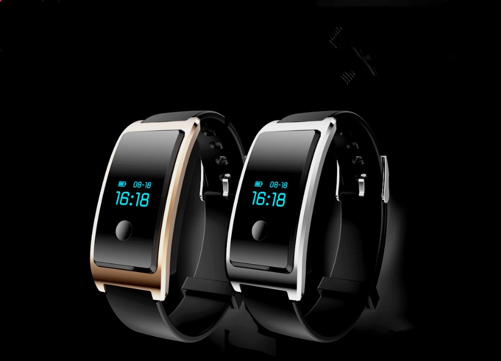 DM8 Smart Wristbands Sport Band Intelligent Bracelet Calls Reminder Heart Rate Monitor Waterproof Anti theft silicone