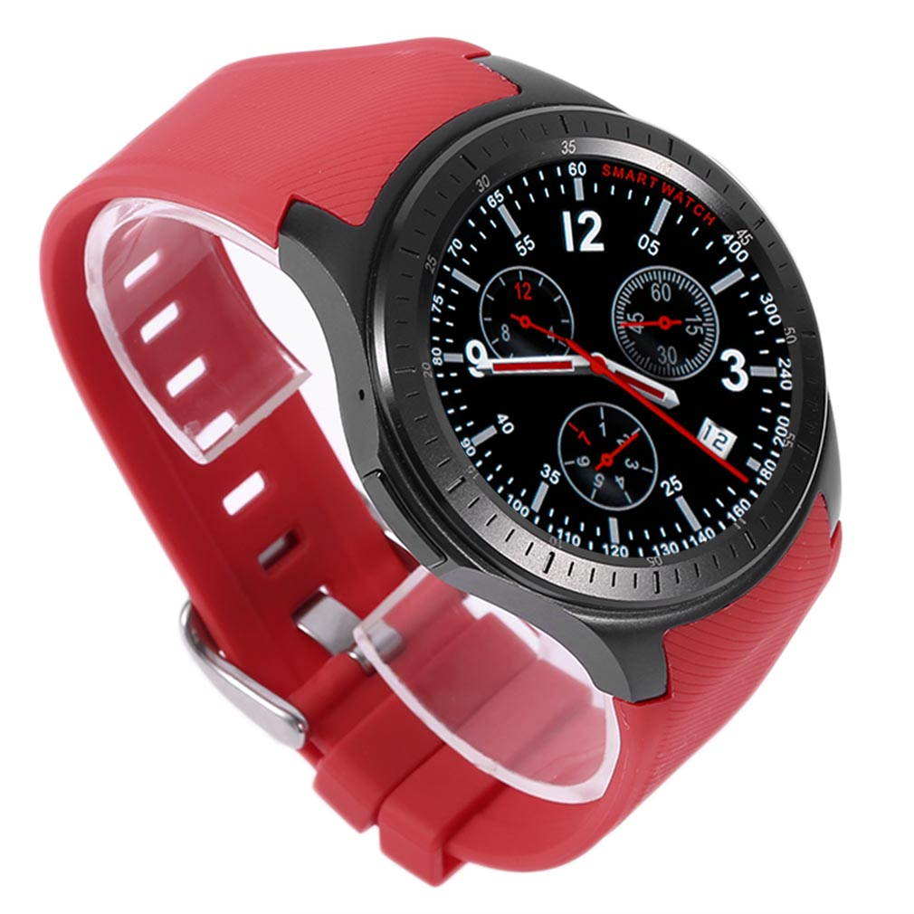 цена на W2 Android 7.0 Smart Watch 1.39 Inch Touch Screen 512MB+8GB Quad-Core Sleep Monitor Anti-Lost Finder Smart Watch Hot Sales